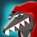 Bring me Cakes - Little Red Riding Hood Puzzle icon
