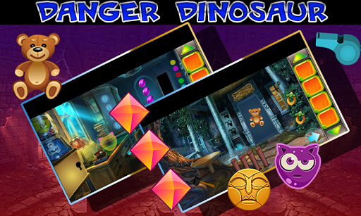 Best Escape Games -31- Danger Dinosaur Rescue Game 1.0.0 screenshots 3