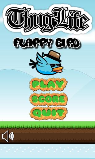 Thug Life Flappy Bird