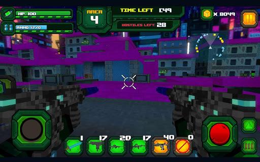 Rescue Robots Sniper Survival screenshots 22