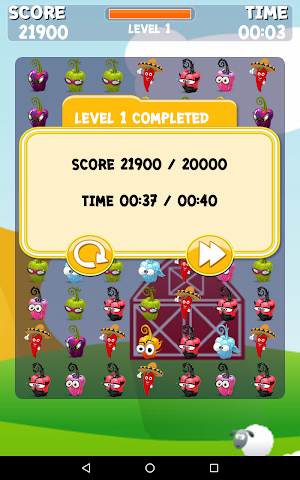 android Pepper Panic Crush Screenshot 2