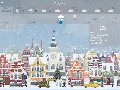 Precise Weather YoWindow Screenshot 11