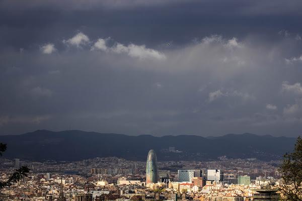 Torre Agbar di marco loss