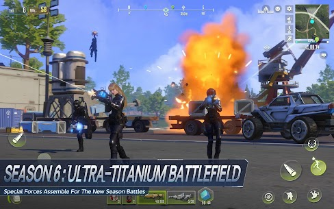 Cyber Hunter Apk Download For Android and Iphone 3
