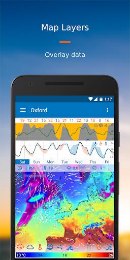 Flowx: Weather Map Forecast screenshots 4