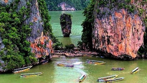 Baía de Phang Nga