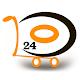 ON 24 - توصيل طلبات Android apk