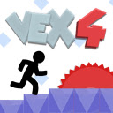 Vex 4 Game New Tab Icon