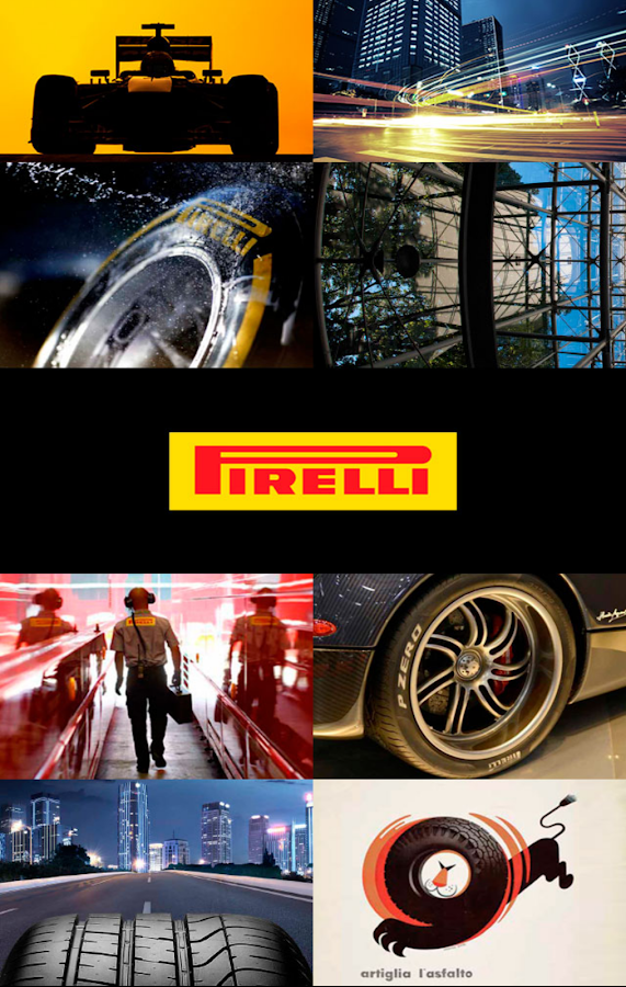 Pirelli & C. S.p.A.- screenshot