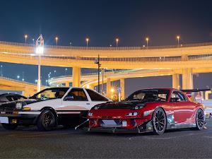 スプリンタートレノ AE86 S61•GT-APEXのカスタム事例画像 ゆーまさんの2020年02月27日20:59の投稿