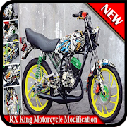 RX Kink Motorcycle Modification