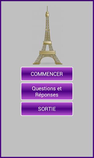 Тесты французского языка