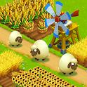 Golden Farm : Idle Farming & Adventure Game icon