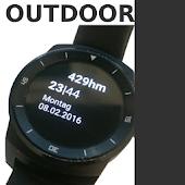 Tải Outdoor Altimeter Watch Face miễn phí