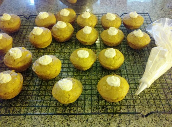 Continue with rest of muffins.  Fill with marshmallow creme. **Note: if you don't have...