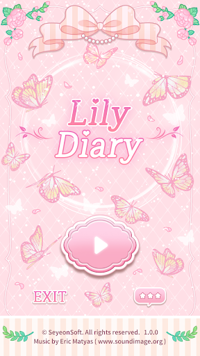Lily Diary : Dress Up Game 1.1.0 screenshots 1