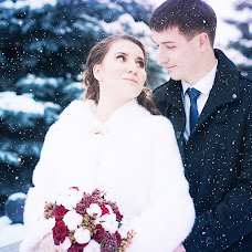 Wedding photographer Antonina Sazonova (rhskjdf). Photo of 29.01.2016