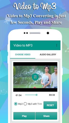 Video to Mp3 - Ringtone Maker 1.1.5 screenshots 1
