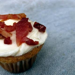 Maple-Bacon Cupcakes.