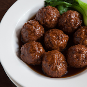 Shanghai Braised Pork Balls