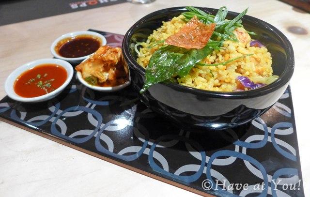 wagyu fried rice