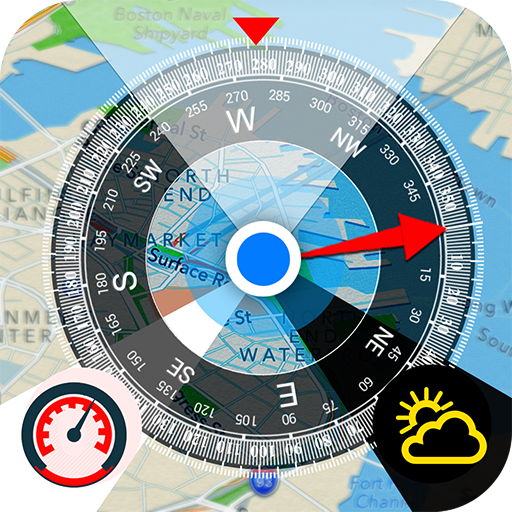 All GPS Tools Pro (Compass, Weather, Map Location) APK Cracked Download