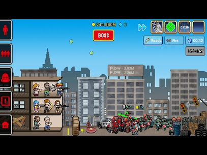 100 DAYS – Zombie Survival Mod Apk (Unlimited Diamonds) 8