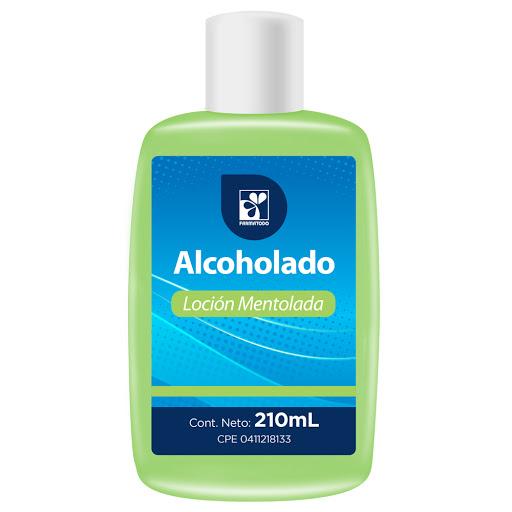 Alcoholado Farmatodo 210Ml