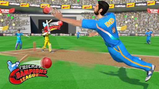 Cricket Champions League - Cricket Games 4.7 Screenshots 3