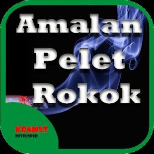 Amalan Pelet Rokok - náhled