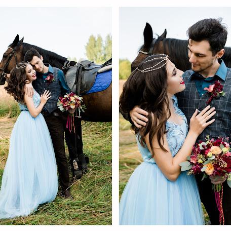 Wedding photographer Nataliya Kachunyak (NataliaKach). Photo of 24.11.2017