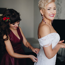 Wedding photographer Polina Pomogaybina (Pomogaybina). Photo of 18.10.2017