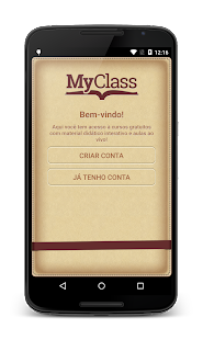 MyClass- screenshot thumbnail
