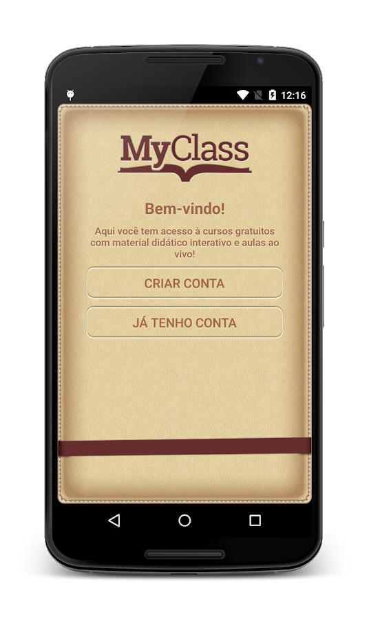 MyClass- screenshot