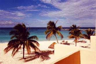 Photo: CANCUN-Plage du Club Med Cancun Yucatan