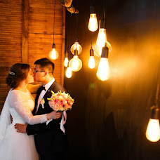 Wedding photographer Natalya Nikitina (PNfoto). Photo of 27.10.2016