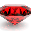 Ruby HD Live Wallpaper icon