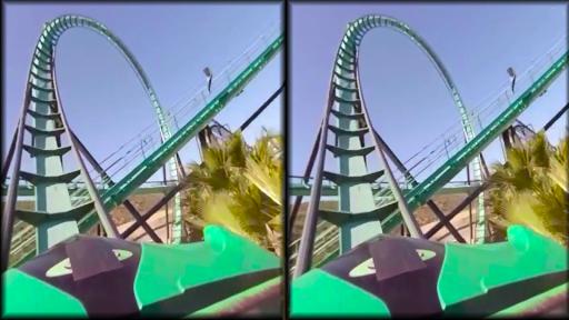 VR Thrills: Roller Coaster 360 (Google Cardboard) - Apps on