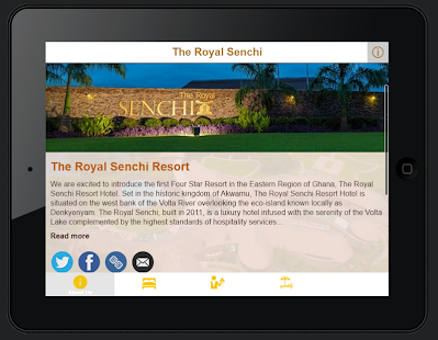 The Royal Senchi Resort/Hotel- screenshot thumbnail