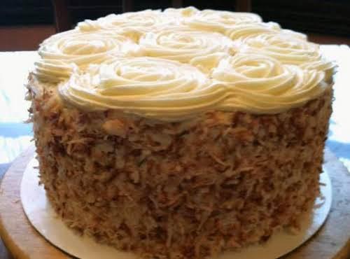 "Grandma Cookie's Carrot Cake ""This recipe came from my mom, a.k.a. Grandma..."