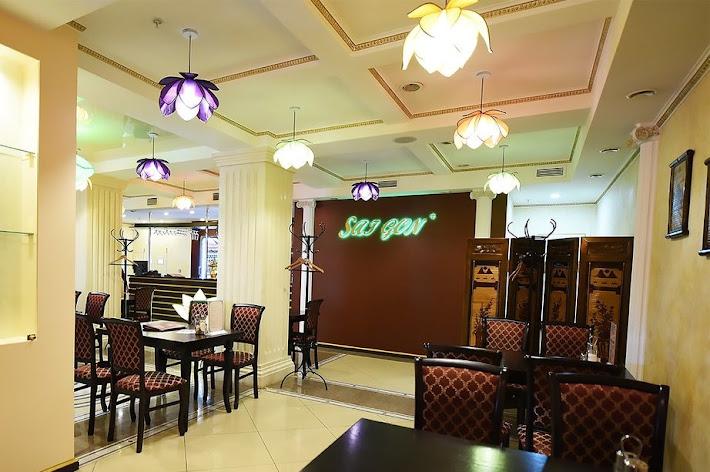 Фото №6 зала Зал ресторана