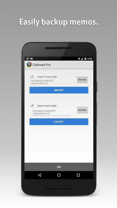 Clipboard Pro screenshots