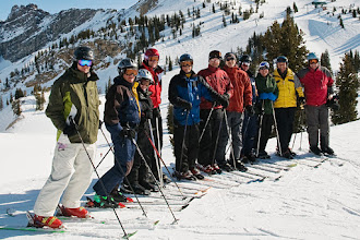Photo: Los Alamos ski group