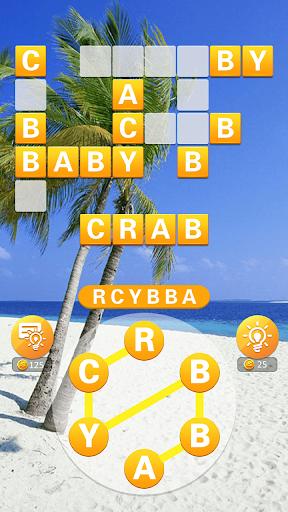 Words Sky - Brain Train Casual Game for Free screenshots 3