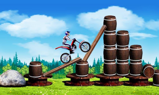 Bike Stunt Ride