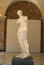 Photo: Venus Di Milo at the Louvre in Paris