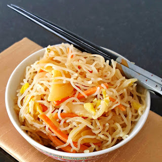 Vegetable Pancit