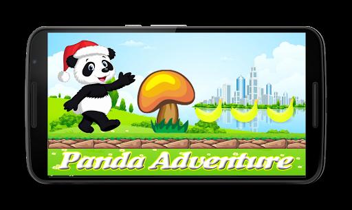 Jungle Panda Run Adventure