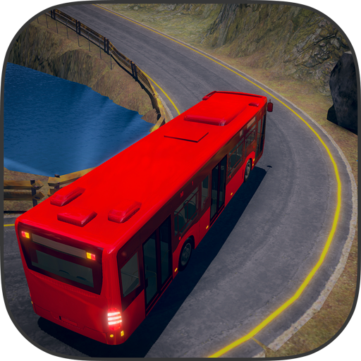 Euro Offroad Bus Driving: 3D Simulation Games 2019
