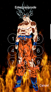 goku lock screen 2018 HD photos - náhled